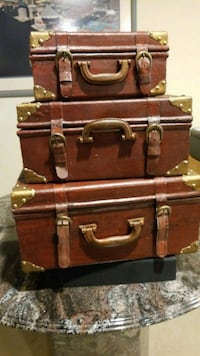 3 Luggage - decorative storage Ellicott City