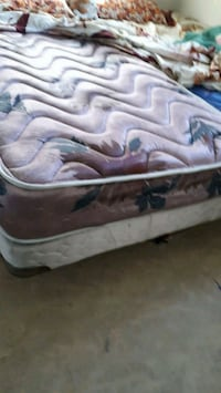 Single mattress  and box Calgary, T2B 0J7