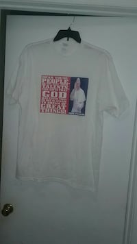 Tee shirt of Pope Francis District Heights, 20747