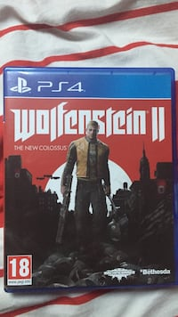 Wolfenstein 2 - The New Colossus Siaugues-Sainte-Marie, 43300