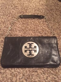 Black leather Tory Burch purse Charlotte, 28214