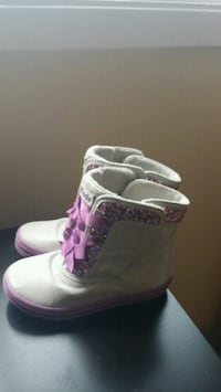 Toddler girl boots size 8 Vaughan, L4L 1E6