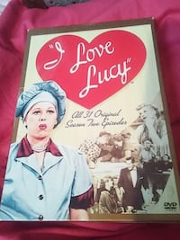 I love lucy dvd Woodlawn, 21244