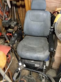 electric scotter chair CHARLESTOWN