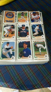 Used Complete Set Of 1991 Upper Deck Baseball Cards For Sale In