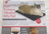 $17 - NEW K&H Extreme Weather Heated Kitty Pad Rockville, 20851