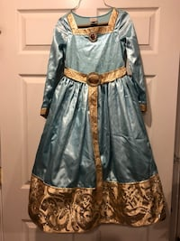 Disney Merida dress up costume  Blountville, 37617