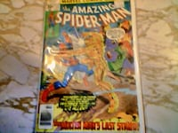 the amazing spiderman 173 (1977) London