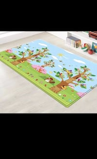 Baby Care Double sided soft Playmat- Large 滑铁卢, N2L