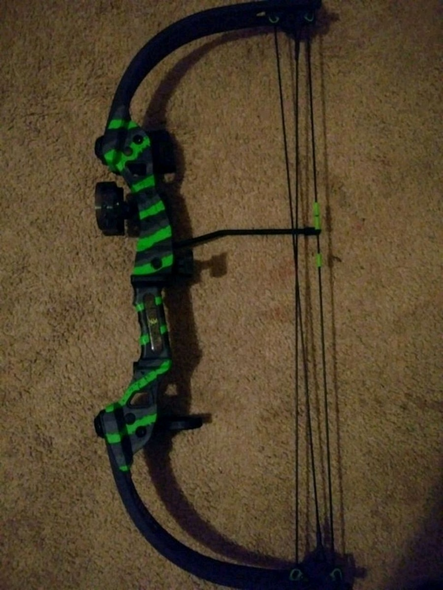 Photo Tomcat 2 youth Bow