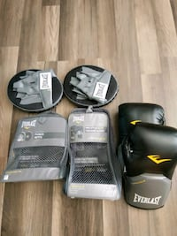 New Everlast Boxing Gloves, and Mitts (One-Size) Vine Grove