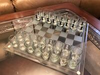 Chess shot glass set Vaughan, L4J 5Y6