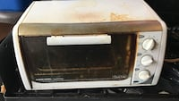 stainless steel and black toaster oven Ottawa, K4A 3N6