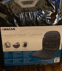 Heated Seat Cushion Bradford, L3Z