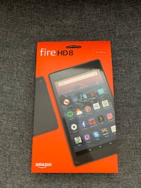 Amazon Fire HD 8 tablet! Brand new never opened   Edmonton, T5R 3H9