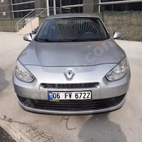 2012 Renault Fluence BUSINESS 1.5 DCI EDC 110 HP