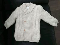 Baby Sweater Coat NEW! Vaughan