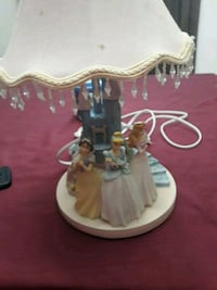 figurine lamp Worth, 60482