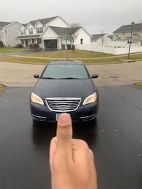 2013 Chrysler 200 Touring Machesney Park