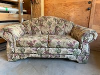 Couch , Love Seat and Chair with ottoman
