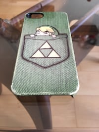 IPhone 5/5S zelda case Vancouver, V6K 3T2