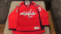 Washington Capitals Backstrom Jersey Triangle, 22172
