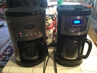 Two Excellent Coffee Makers - Cooks and Gevalia - $15 Each