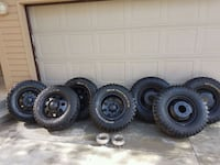 mud tires lt285 85 r16 mud tires!!  Edmonton, T6R 2V4