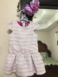 Janie and jack toddler girl dress