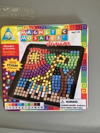 Magnetic Mosaic creative toy