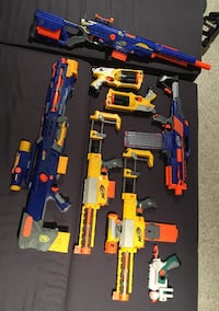 Assorted Nerf Guns Annandale, 22003