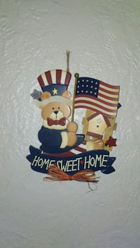 Home sweet home sign... Dayton, 45420