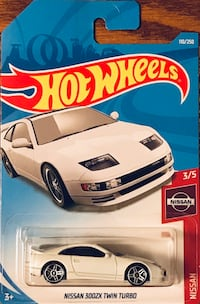 Hot Wheels Nissan 300zx
