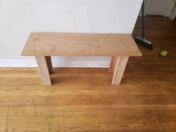 Used Wooden Bench For Sale In Seattle Letgo