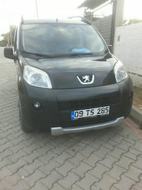 Peugeot - Bipper - 2011outdoor style pack
