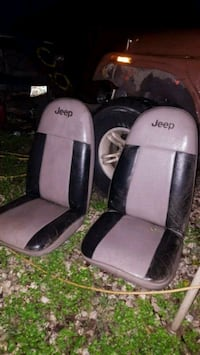 Jeeps seats West Columbia, 77486