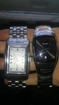 Mens Michael Kors & Bulova Watches
