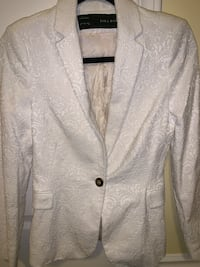 Zara small women's cream blazer  Toronto, M5B 2H1