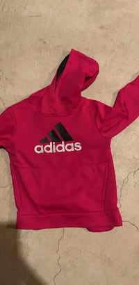 Girl adidas jumper