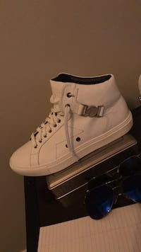 Authentic Versace collection high tops