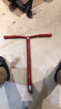 Apex scooter bars