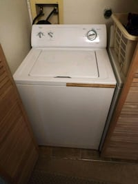 white top load washing machine Bernalillo, 87004