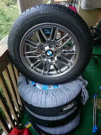 4 Tires And rims Brand newMichelin pilot sport  Surrey, V3T 5K6