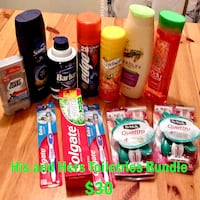His and Hers toiletries Bundle Sicklerville