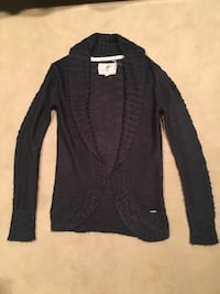 Navy Blue Knit Sweater, Size M Oklahoma City, 73170