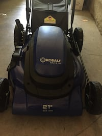 Kobalt 13 AMP 21 inches corded electric Lawn Mower Gainesville, 20155
