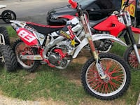 AB Cars 2006 Honda CRF450R  Burlington, 27217