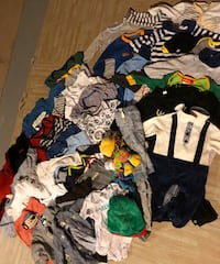 3mos to 12mos clothing lot Edmonton, T5T 6Z5