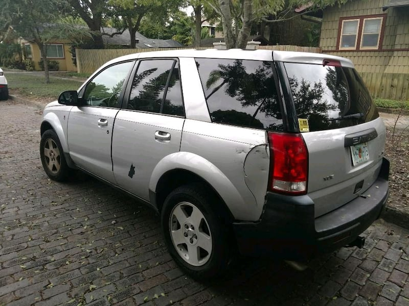 Sold 2004 Saturn Vue  O 3 5l 5at Awd In St  Petersburg