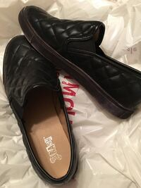 pair of black leather dress shoes Silver Spring, 20906